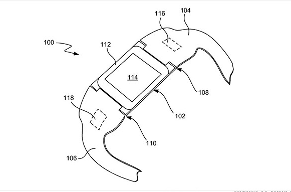 apple patent iwatch