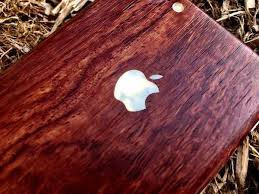 iphone mahogany cover