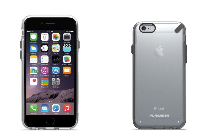 Puregear Apple iPhone 6 Slim Shell Case keeps it slim and simple