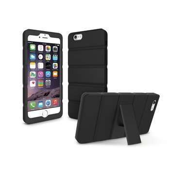 Layup iPhone 6 Plus Case By iLuv is a solid protection for you iPhone with kickstand